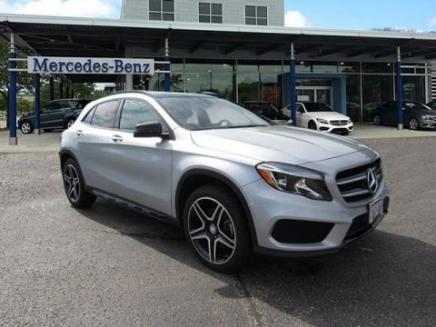 Pre-Owned 2016 Mercedes-Benz GLA 250 Sport AWD 4MATIC®