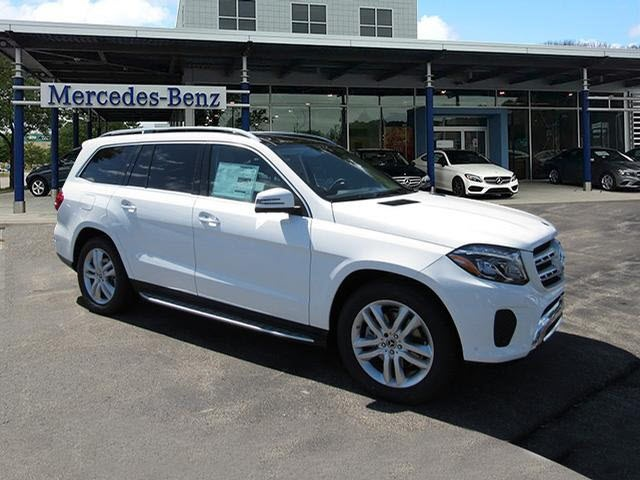 Pre-Owned 2017 Mercedes-Benz GLS 450 AWD 4MATIC®