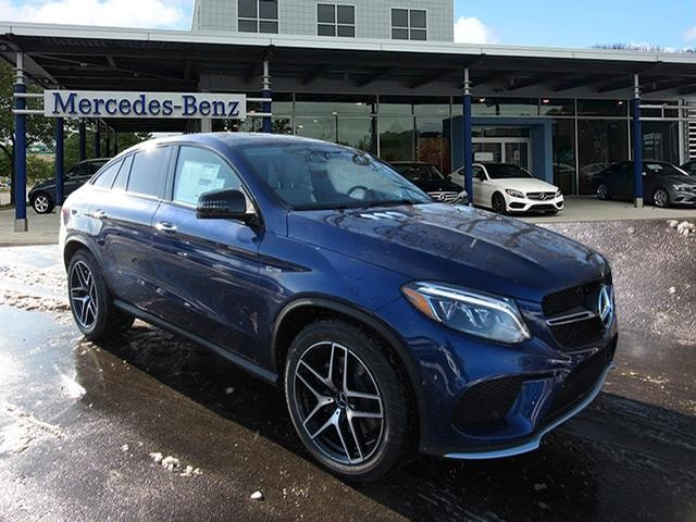 New 2017 Mercedes Benz Gle Gle 43 Amg Coupe Coupe In