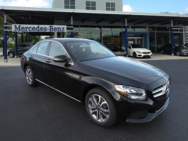 Pre-Owned 2017 Mercedes-Benz C 300 AWD 4MATIC®