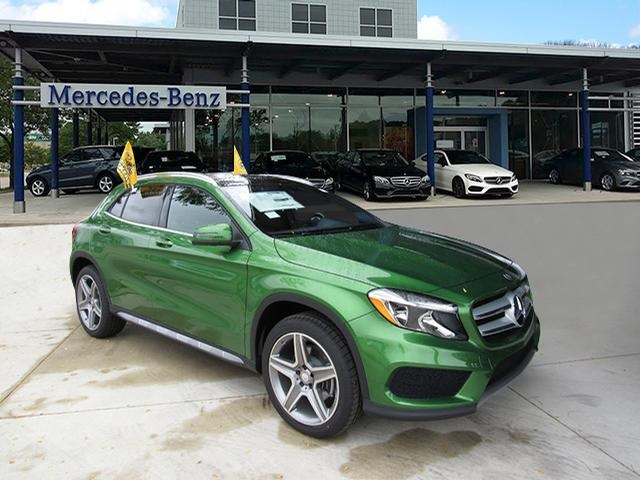 Pre owned 2017 mercedes benz gla gla 250 sport suv in for Mercedes benz gla 250 price