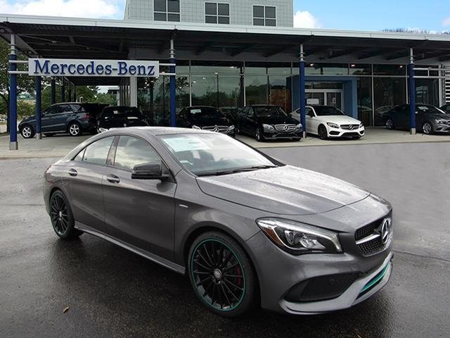 pre owned 2017 mercedes benz cla cla 250 coupe in milwaukee hn438493 mercedes benz of. Black Bedroom Furniture Sets. Home Design Ideas