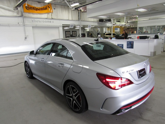 New 2018 MercedesBenz CLA CLA 250 Coupe in Milwaukee JN539909