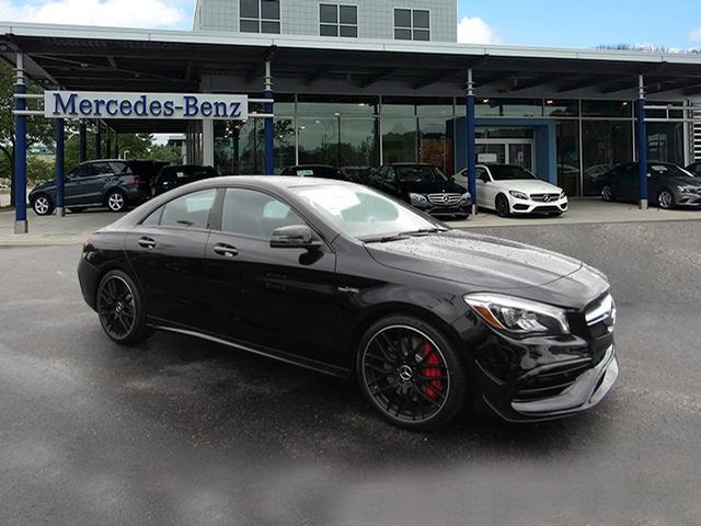 new 2018 mercedes benz cla cla 45 amg coupe coupe in. Black Bedroom Furniture Sets. Home Design Ideas