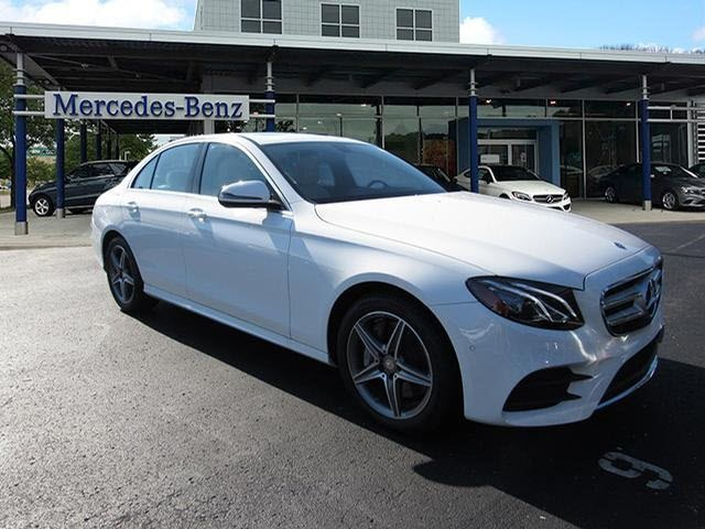 Pre owned 2017 mercedes benz e class e 300 sedan in for Mercedes benz dealers wisconsin