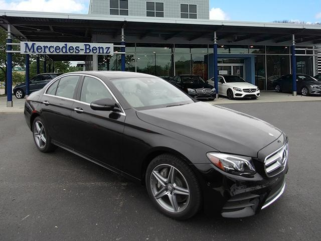 Pre owned 2017 mercedes benz e class e 300 sedan in for Pre owned e class mercedes benz